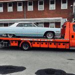 Skrota bilen i Stenungsund