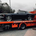 Skrota bilen i Uddevalla