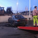 Skrota bilen Hisingen